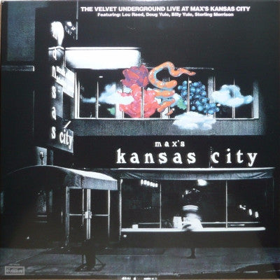 Live At Max's Kansas City (New 2LP)