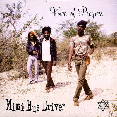 Mini Bus Driver (New LP)