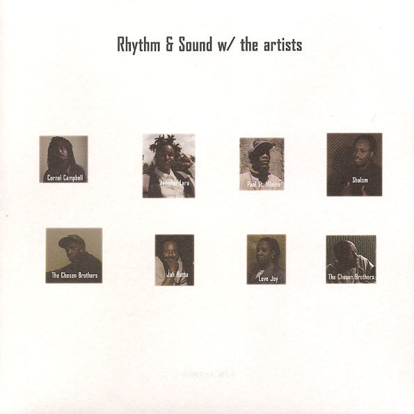 Rhythm & Sound w/ The Artists (New LP)