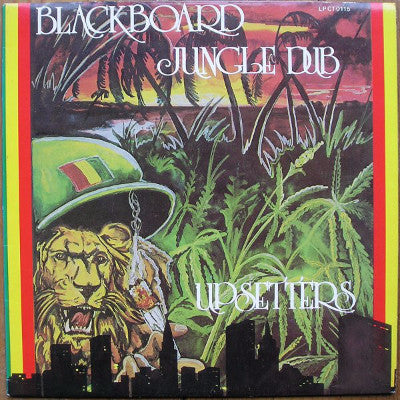Blackboard Jungle Dub (New LP)