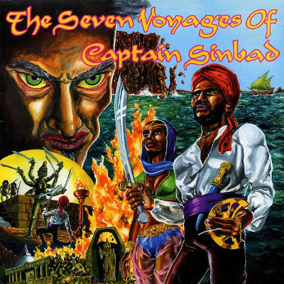 The Seven Voyages Of Captain Sinbad (New LP)