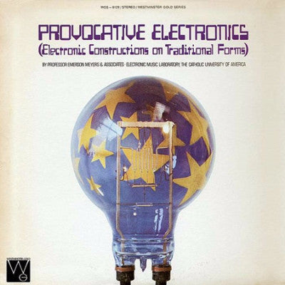 Provocative Electronics (Electronic Constructions On Traditional Forms) (Used LP)