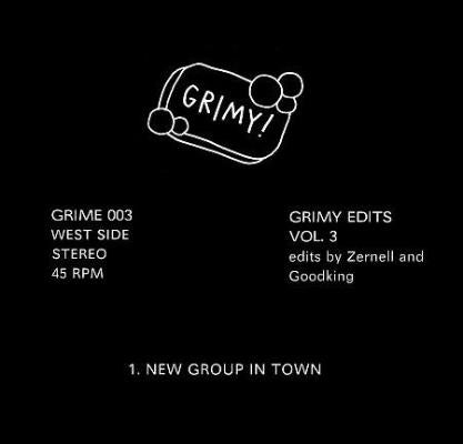 "Grimy Edits Vol. 3 (New 12"")"