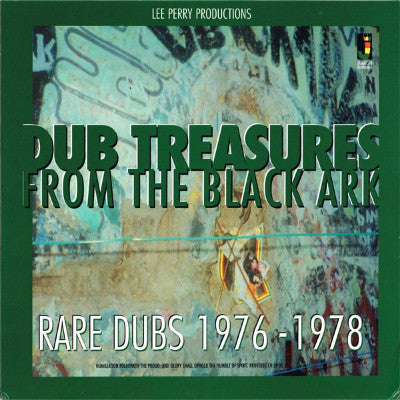 Dub Treasures From The Black Ark - Rare Dubs 1976-1978 (New LP)