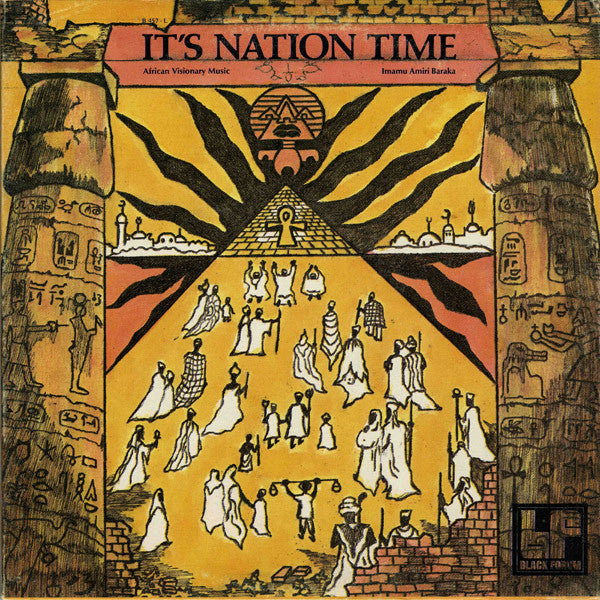 It's Nation Time (New LP)