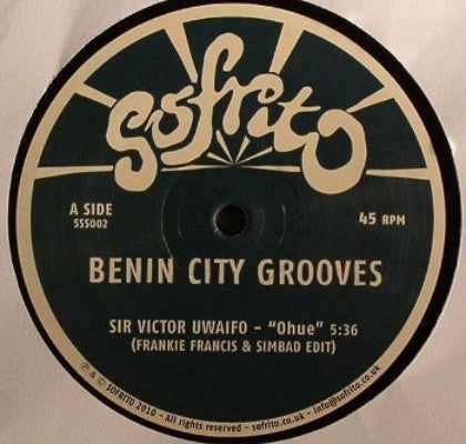 "Benin City Grooves (Used 12"")"