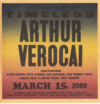 Mochilla Presents Timeless: Arthur Verocai (New 2LP)