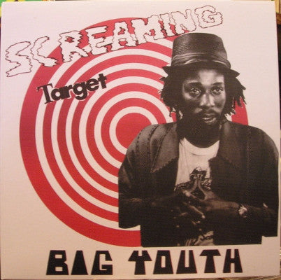 Screaming Target (New LP)