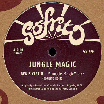 "Jungle Magic / Money Make Man Mad (New 12"")"