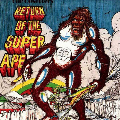 Return Of The Super Ape (New LP)