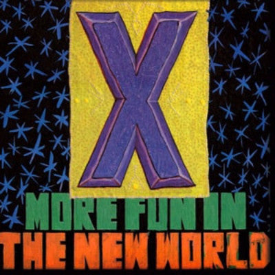 More Fun In The New World (New LP)