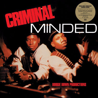 Criminal Minded (New 2LP)