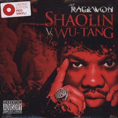 Shaolin Vs. Wu-Tang (New 2LP)