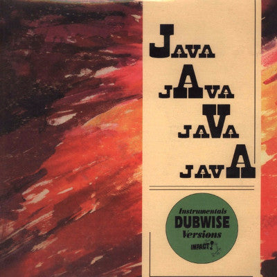 Java Java Java Java (New LP)