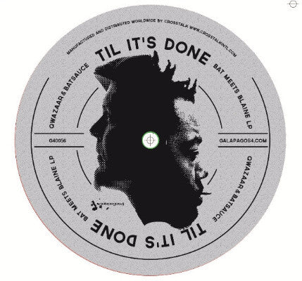 "I Know / Til It's Done (New 7"")"