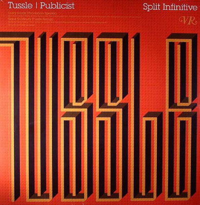 "Split Infinitive (New 12"")"