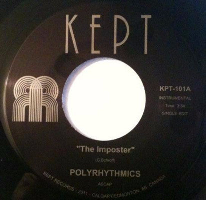 "The Imposter / Klompton (New 7"")"