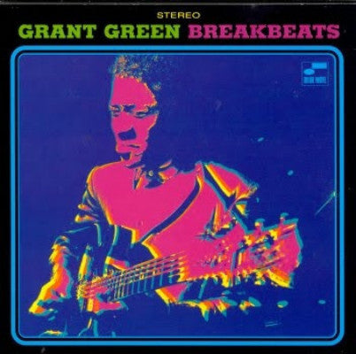 Blue Breakbeats (Used LP)