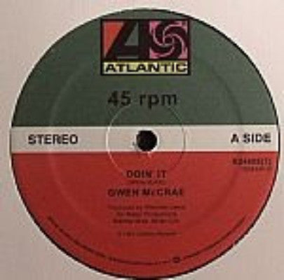 "Doin' It / 90% Of Me Is You (New 12"")"