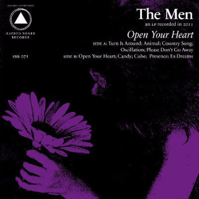 Open Your Heart (New LP)
