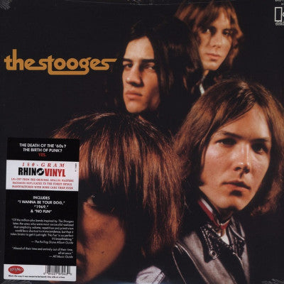 The Stooges (New LP)