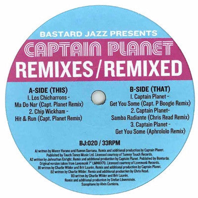 "Remixes / Remixed (New 12"")"