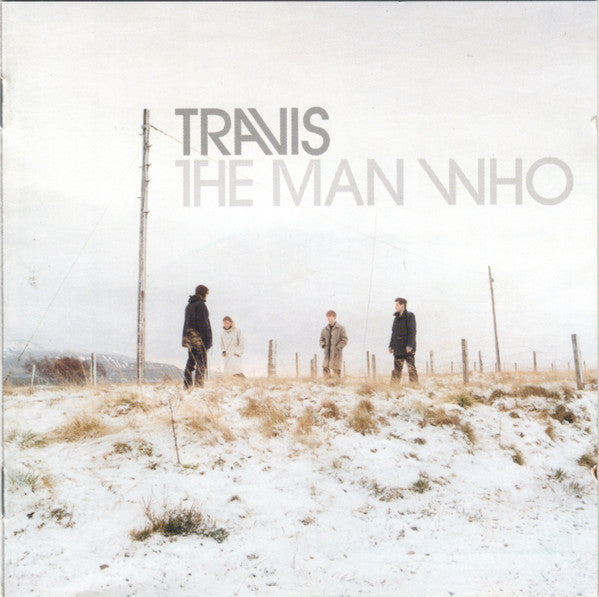 The Man Who (New LP)