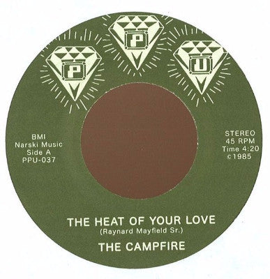 "The Heat Of Your Love (New 7"")"