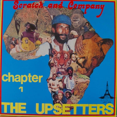 Scratch And Company - Chapter 1 The Upsetters (New LP)