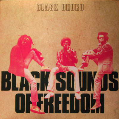 Black Sounds of Freedom (New LP)