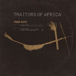"Traitors of Africa (Used 12"")"