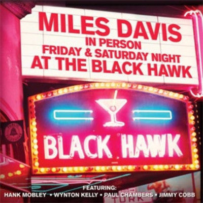 In Person Friday & Saturday Night At The Black Hawk (New 2LP)