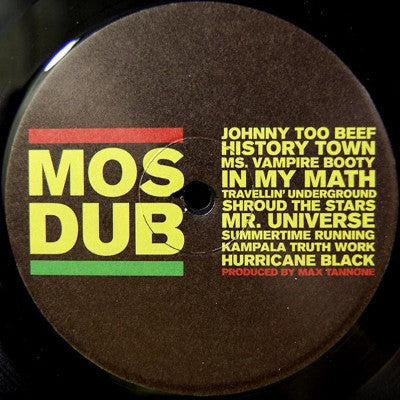 Mos Dub (New LP)