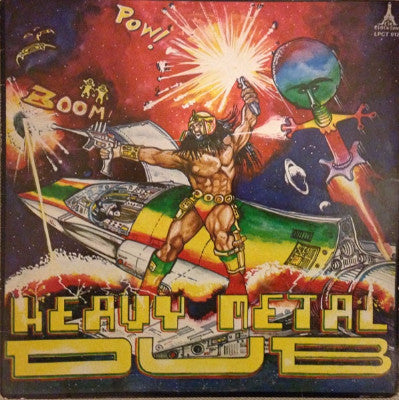 Heavy Metal Dub (New LP)