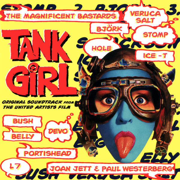 Tank Girl (New LP)