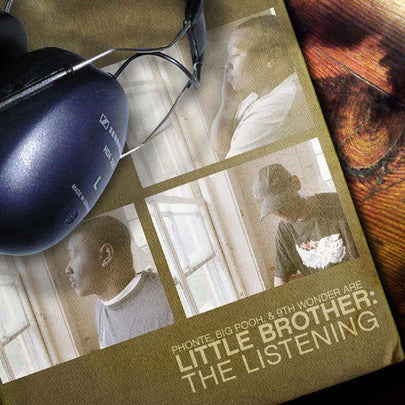 The Listening (New 2LP)