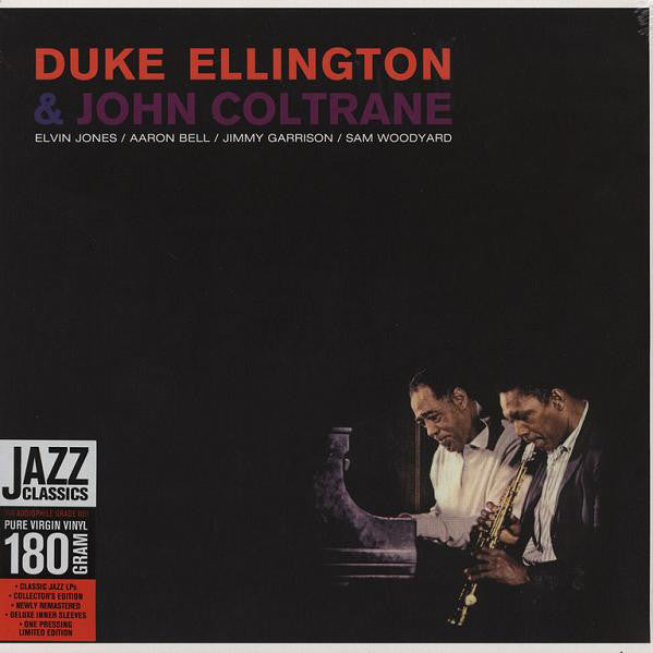Duke Ellington | John Coltrane (New LP)