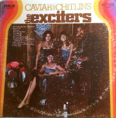 Caviar and Chitlins (New LP)