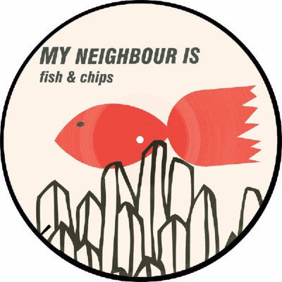 "Fish & Chips (New 12"")"