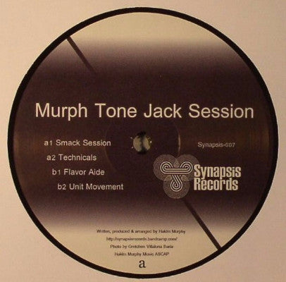 "Murph Tone Jack Session (New 12"")"