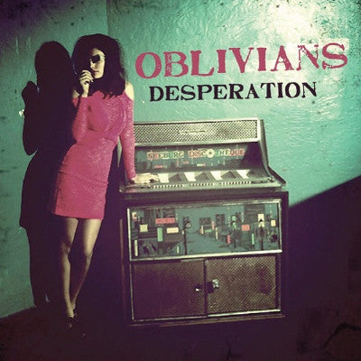 Desperation (New LP+Download)