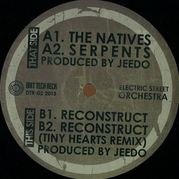"The Natives (New 12"")"