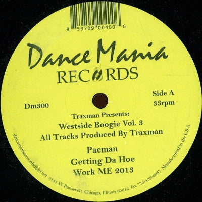 "Westside Boogie Vol. 3 (New 12"")"