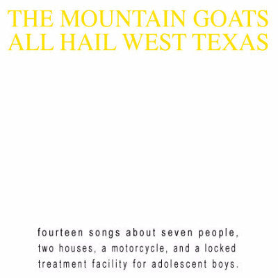 All Hail West Texas (New LP+Download)