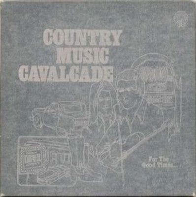 Country Music Cavalcade - Memory Lane Featuring Truck Drivers And Other American Heroes (Used 3LP)