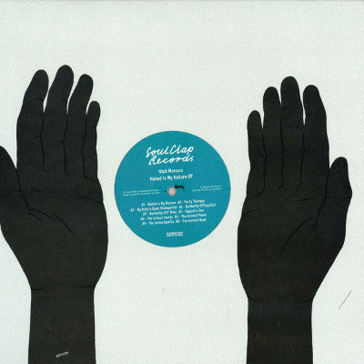 "Naked Is My Nature EP (New 12"")"