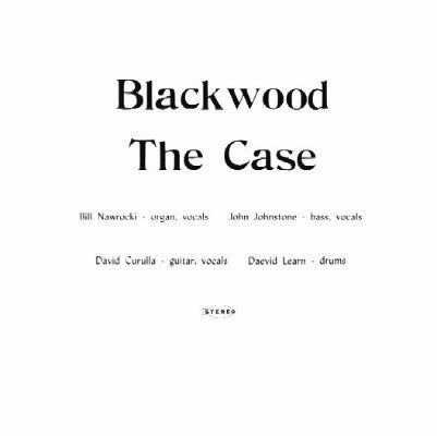 Blackwood (New LP)