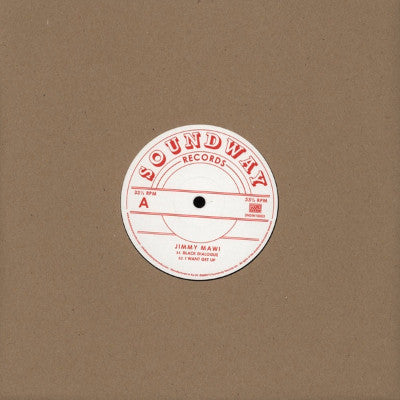 "Black Dialogue (New 10"")"