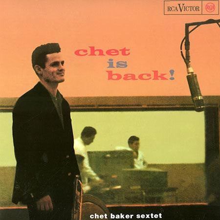 CHET IS BACK! (New LP)