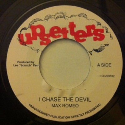 "I Chase The Devil (New 7"")"